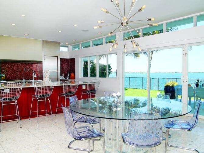 прозрачные пластиковые стулья для кухни