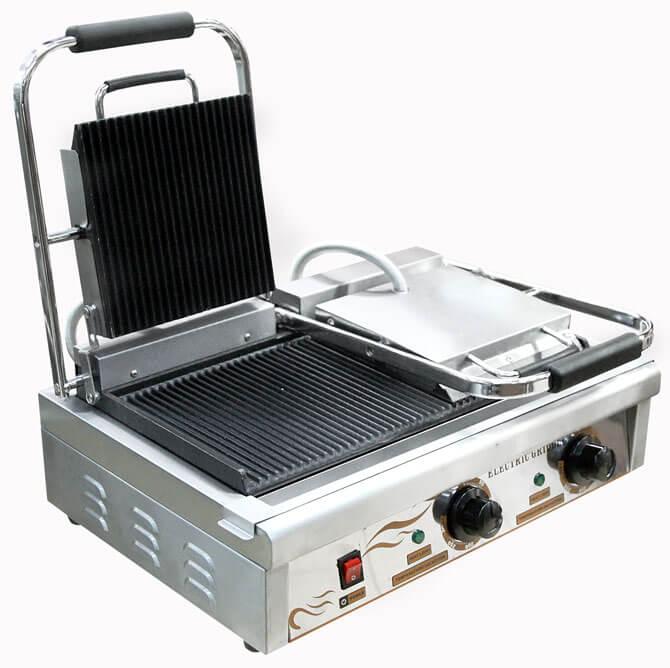 Пресс-гриль ERGO VEG-882