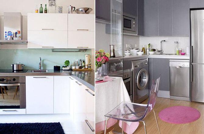 Высота фартука для кухни должна определяться заранее