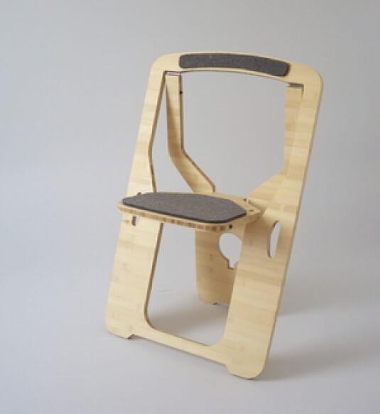 Складной стул Monstrans