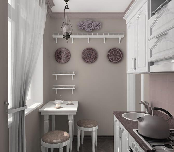 варианты дизайна кухни фото