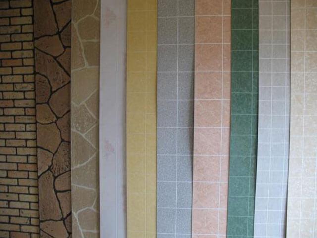 стеновые панели пвх для кухни фото