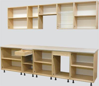 Корпус кухонной мебели