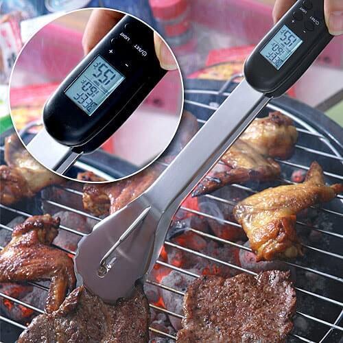 Щипцы-термометр для мяса