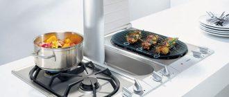 Фильтрующая вытяжка для кухни