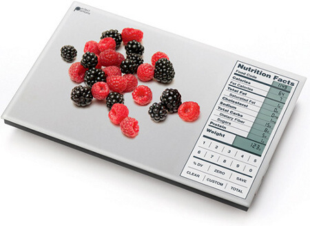 Весы с базой данных