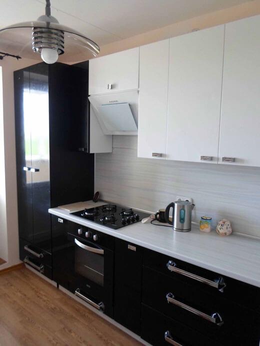 Кухонные стеновые панели МДФ