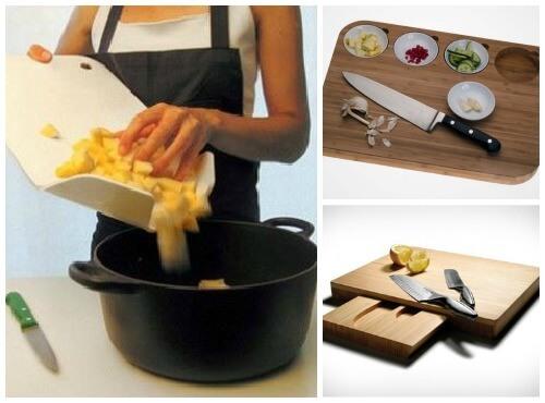 Кухонные разделочные доски