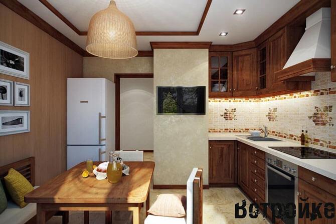 Кухня 11 кв. м.
