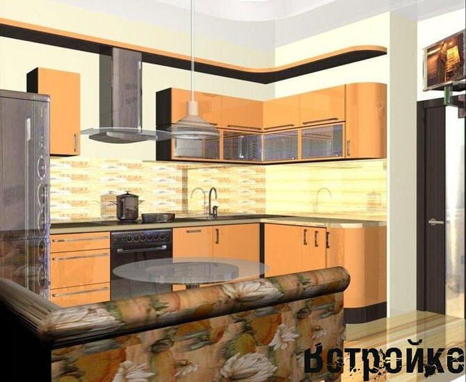 В каких тонах сделать кухню фото 197