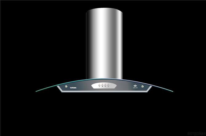 Воздухоочиститель для кухни 60 см