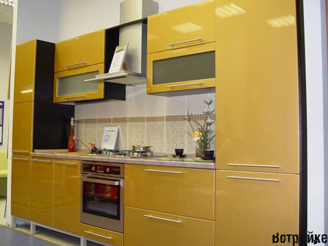 Встроенная техника для кухни