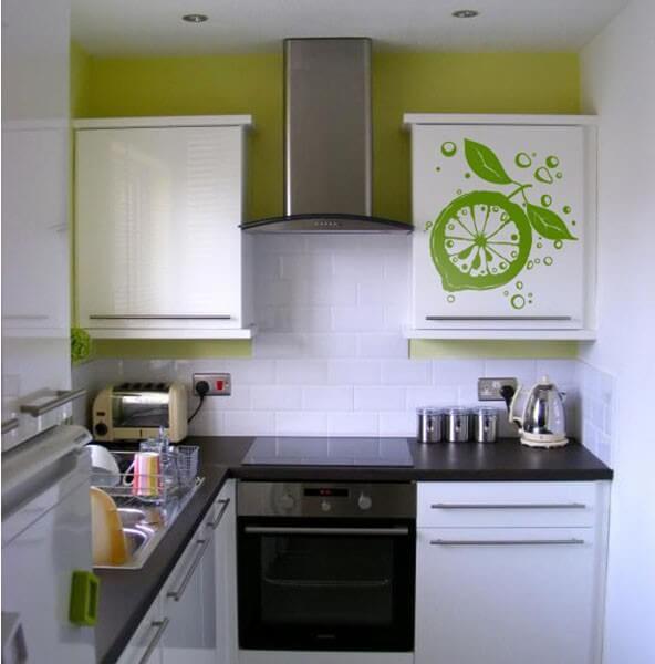 Планировка маленькой кухни 3 кв. м.