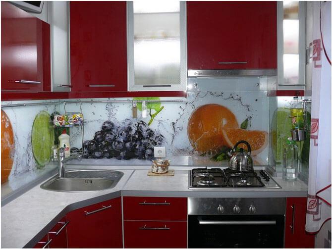 Дизайн кухни хрущевки 6 м