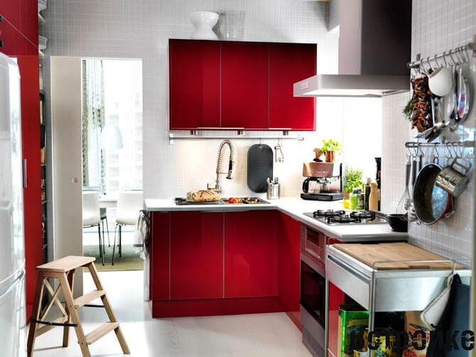 Мебель для небольшого кухонного пространчтва