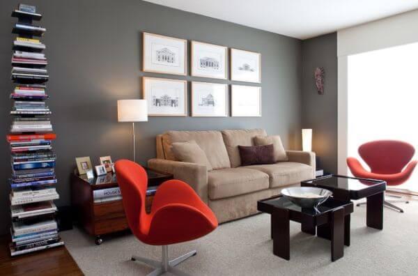 Компактные кресла в гостиную