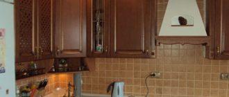 установка вытяжки на кухне