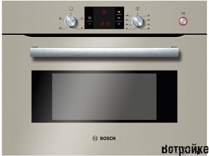 Встраиваемая техника для кухни Bosch