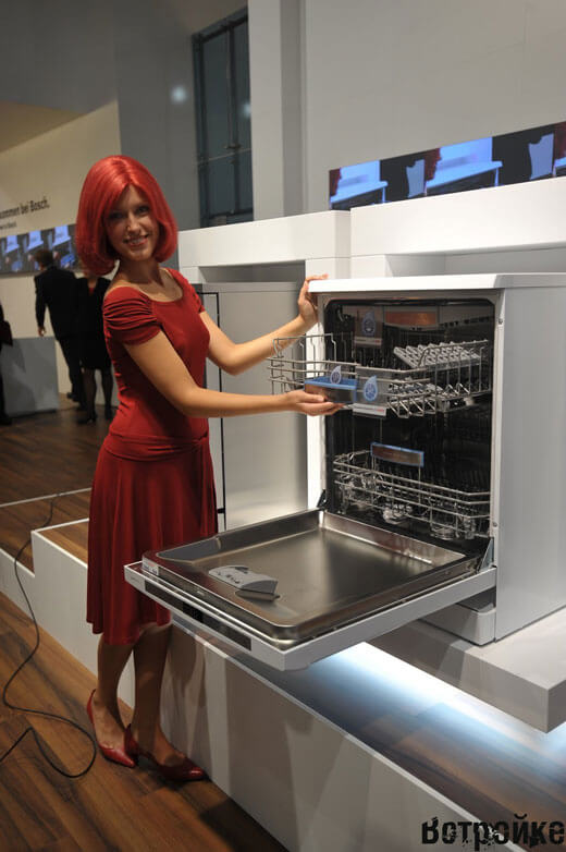 Встраиваемая посудомоечная машина Bosch