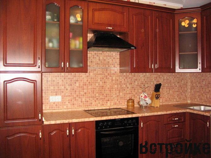 Кухонные фасады ДСП