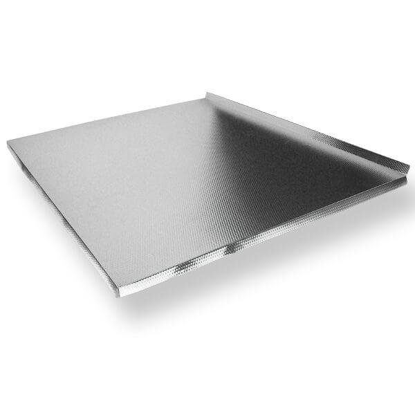 Алюминиевый поддон S-110 под мойку 1100мм
