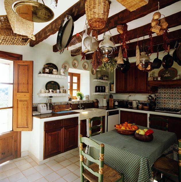 Кухня кантри фото 3