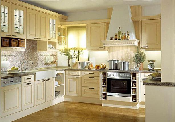 Кухня в стиле кантри фото 2