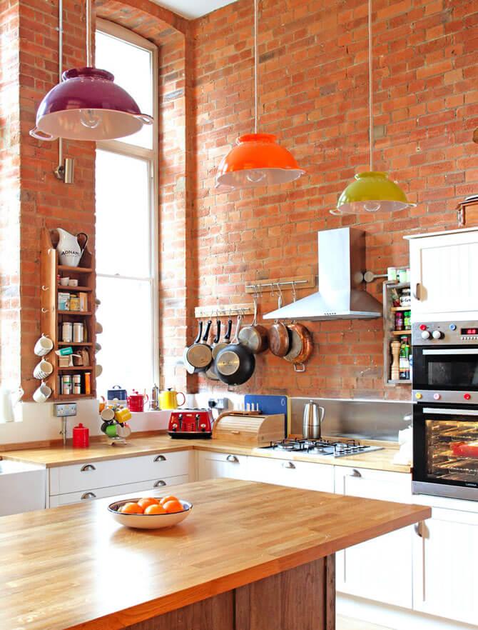 Дизайн кухни в стиле кантри фото 1