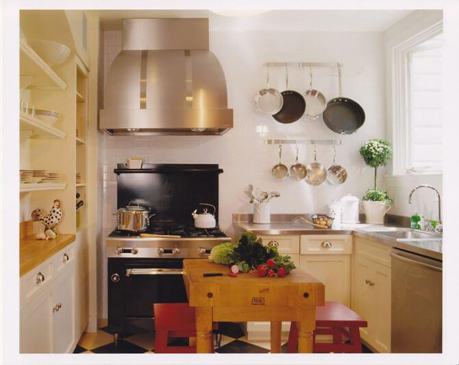 Дизайн кухни кантри фото 4