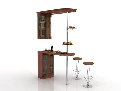 Барная стойка для кухни фото 2