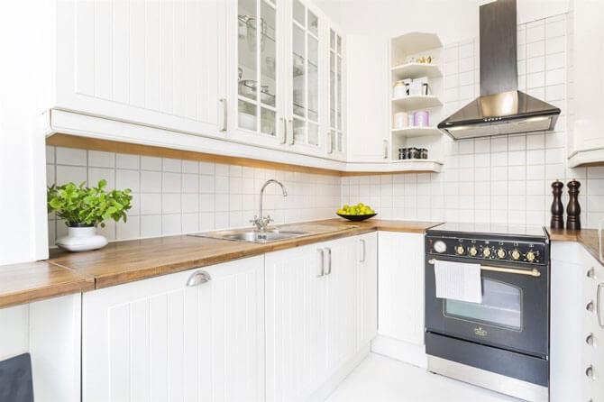 Классическая  кухня фото 4