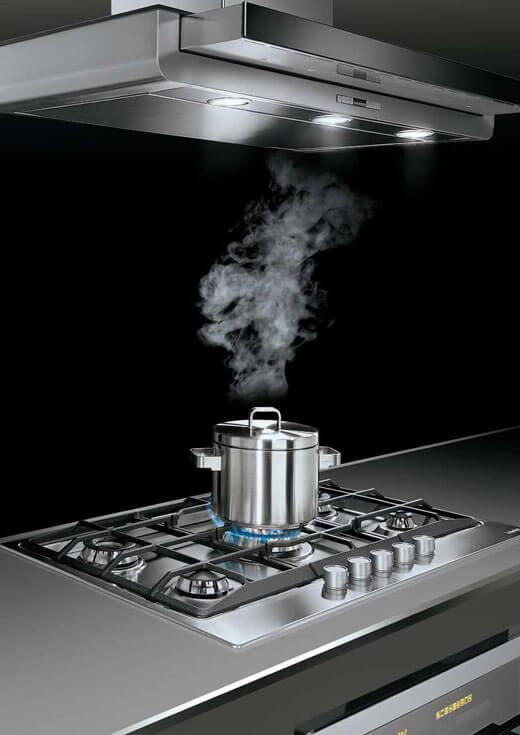 Кухонная вытяжка с угольным фильтром