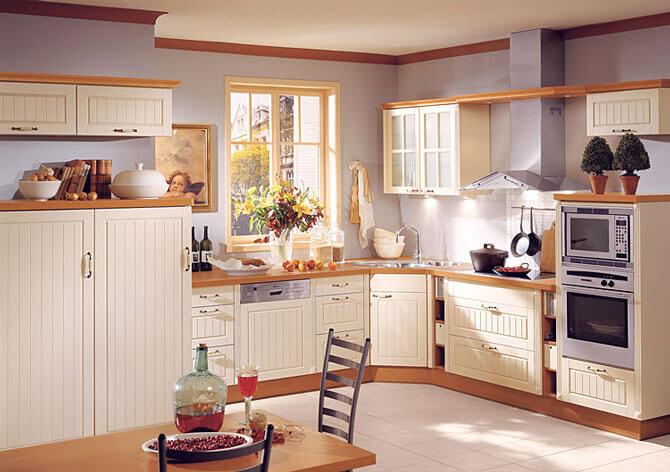 Дизайн кухни в этническом стиле фото 3