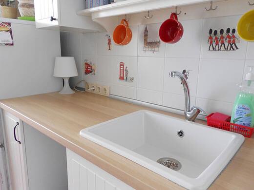 Небольшая мойка для кухни фото 2