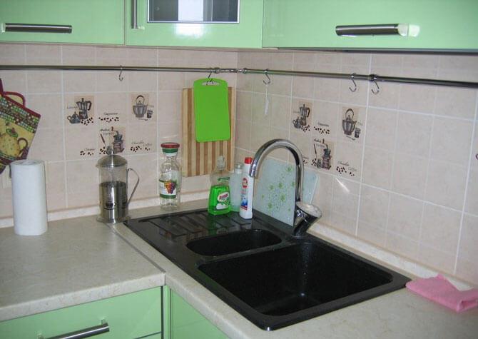 Мойка на кухню Polygran F-18