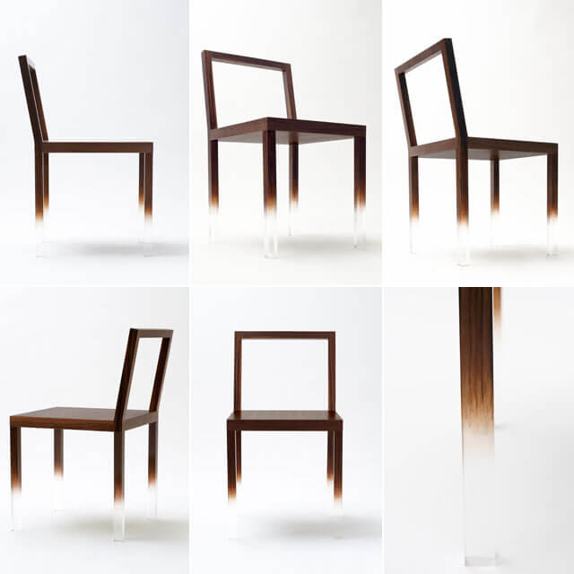 Парящий стул от NENDO