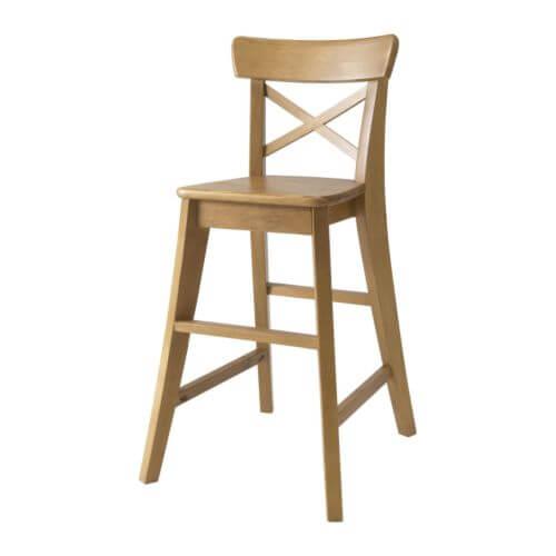 стул ингольф икеа детский