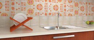 Панели на кухню вместо плитки фото
