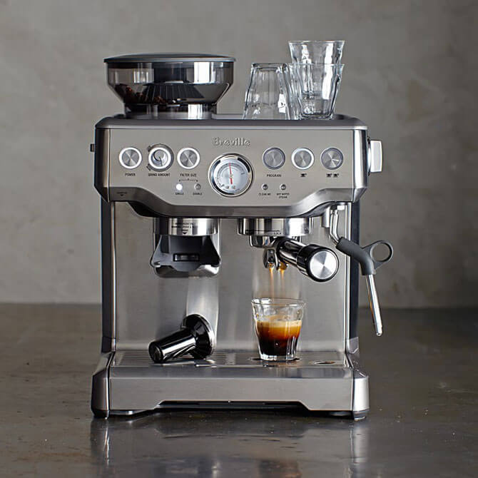 Кофеварка Breville Barista