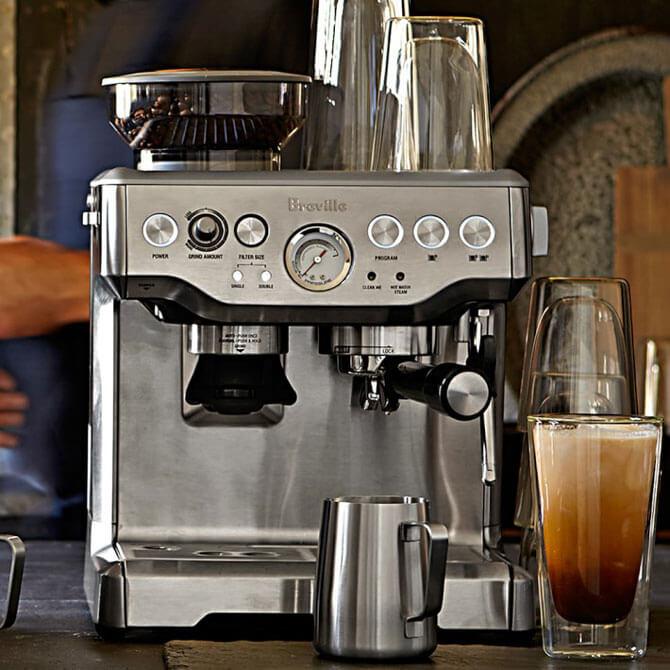 Кофеварка Breville Barista фото 3