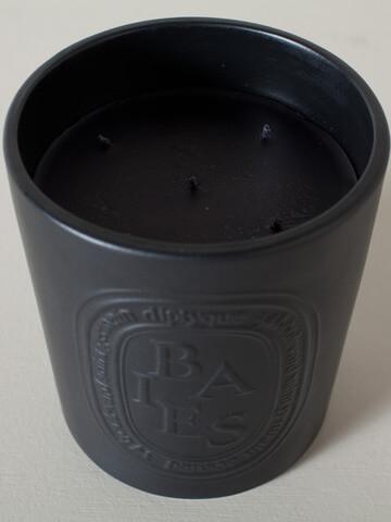 Большая свеча-чашка
