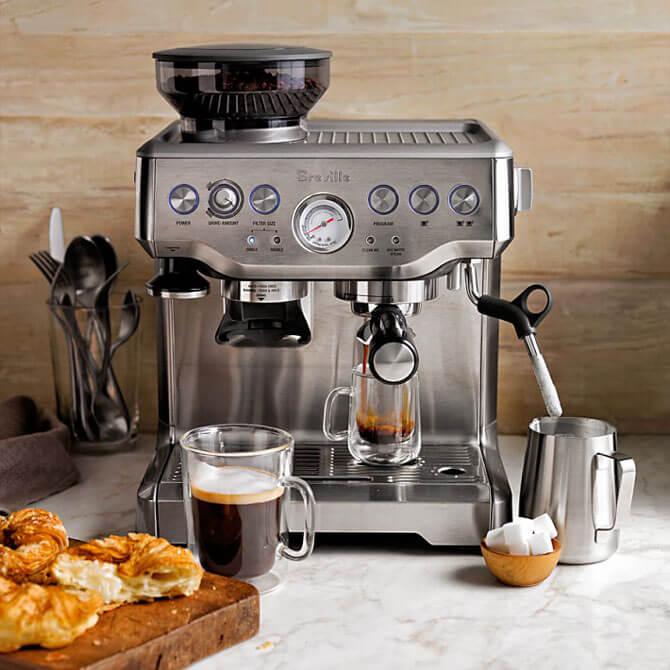 Кофеварка Breville Barista фото 5